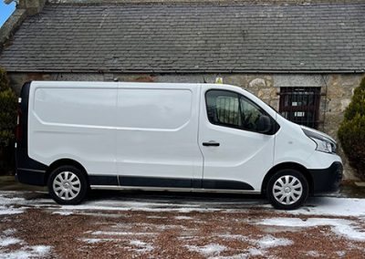 Renault Trafic for hire